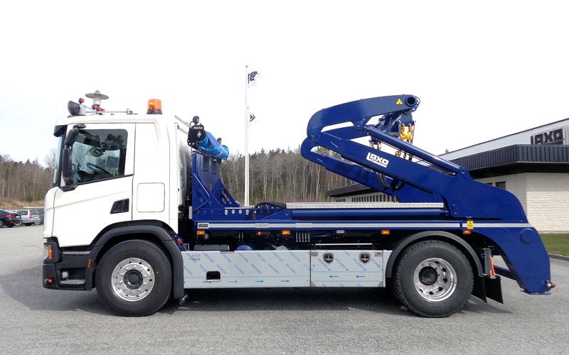 Engströms Lastbilar AB